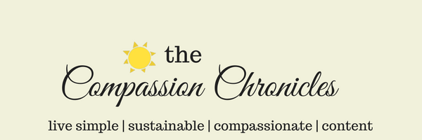 Introducing the Compassion Chronicles!