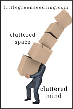 When we #declutter our homes, we create breathing space. It becomes easier to fill them with love, joy and creativity. #minimalist #minimalism #decluttering