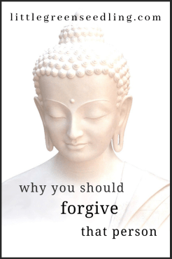 How to forgive those who wrong us - for our own benefit as well as theirs! Why #forgiveness is so important to our wellbeing. #mentalhealth #wellness #personaldevelopment