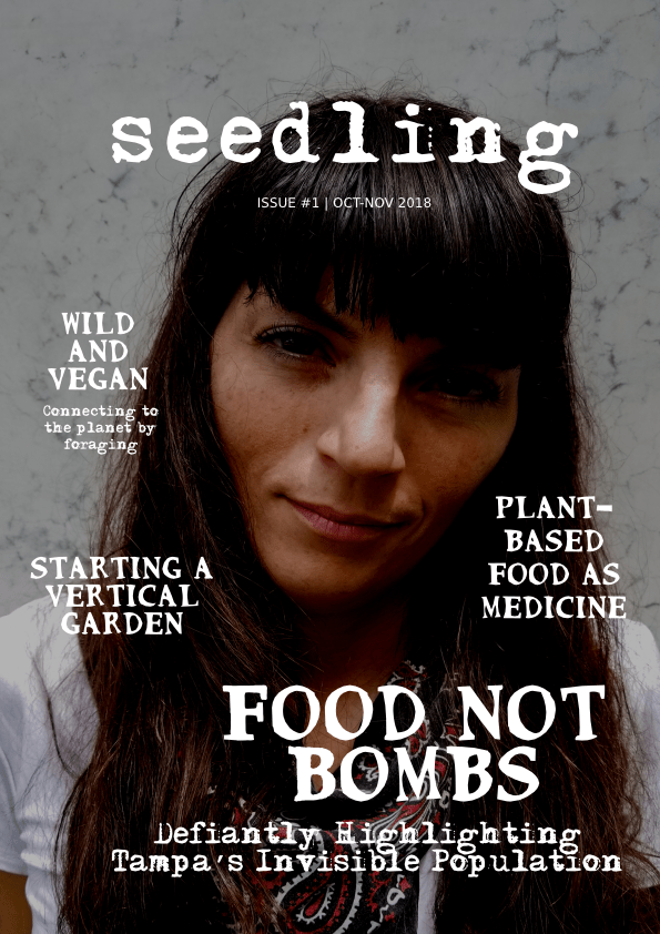 Why I Started Seedling (a free vegan ezine)