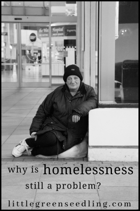 The UK is one of the richest countries in the world. Why is #homelessness still a problem here? #politics #humanrights
