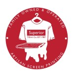 Superior T-Shirt Co. logo