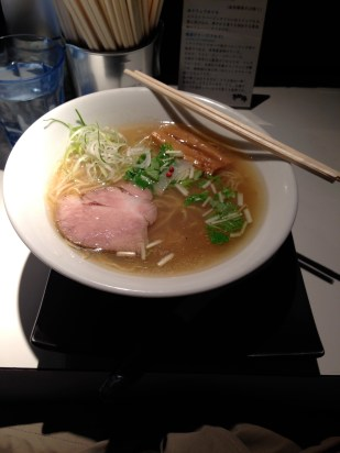 Japan's best ramen from Hototogisu