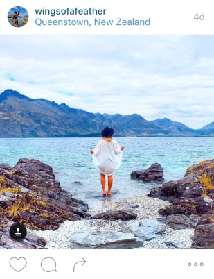 Mindy Lamoureaux- Favourite Instagrammers of 2015 Travel