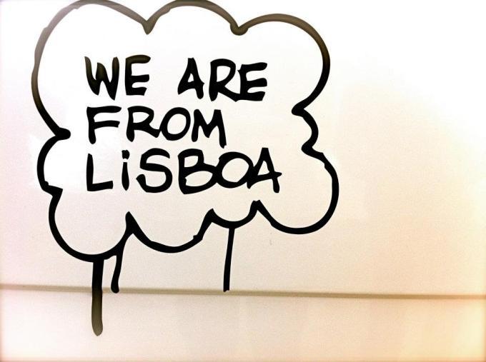 Proud Lisboans!