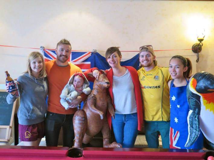 Shanghai Australia Day Expats