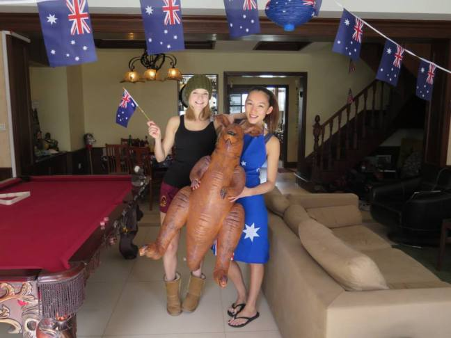 Shanghai Australia Day