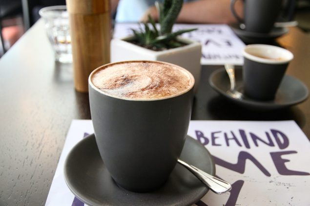 NEXT Hotel - coffee