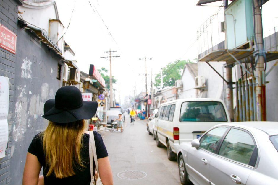 Exploring the Hutongs