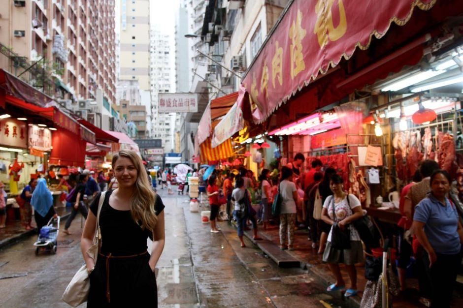 Causeway Bay and Wan Chai