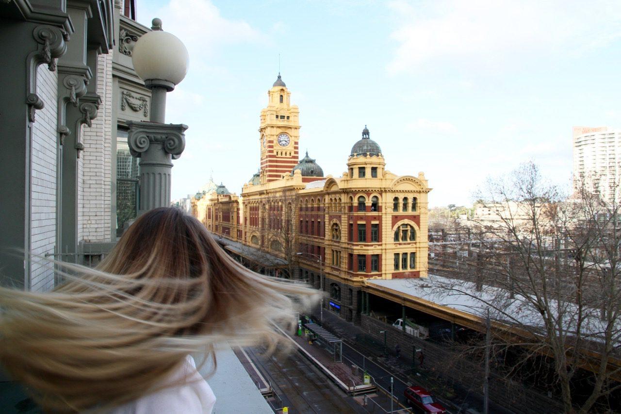Hotel Rendezvous Flinders Street Melbourne Travel Blog