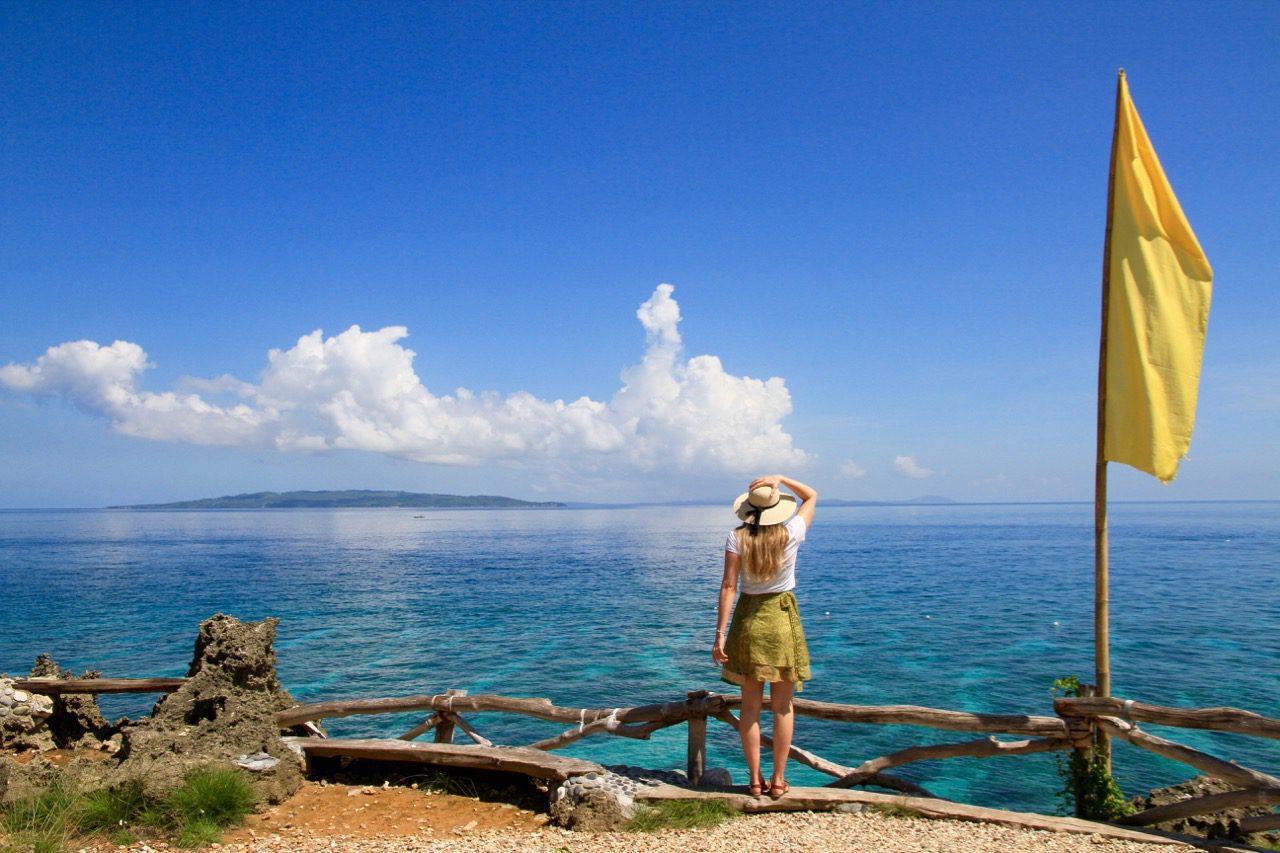 Boracay Beach Paraw Boat - Phoebe Lee - Boracay - Travel Blogger - Personal Post Crystal Cove Island