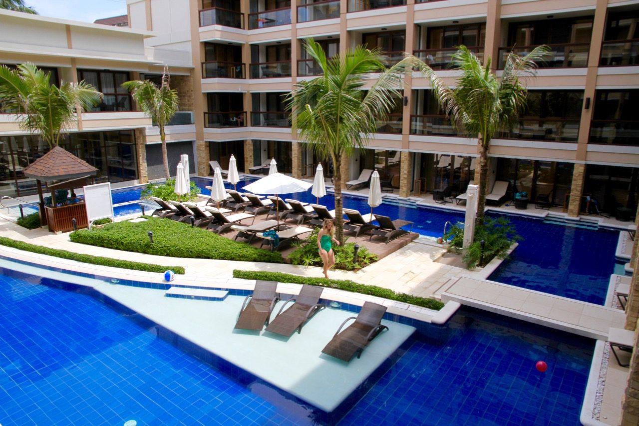 Henann Lagoon Resort Travel Blog Review Philippines Holiday
