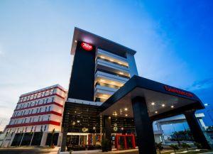 Tune hotel at KLIA2
