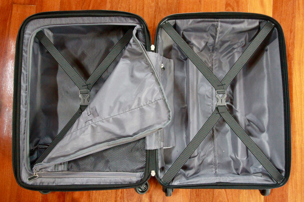 American Tourister Bon Air Spinner Suitcase Review Travel Blog
