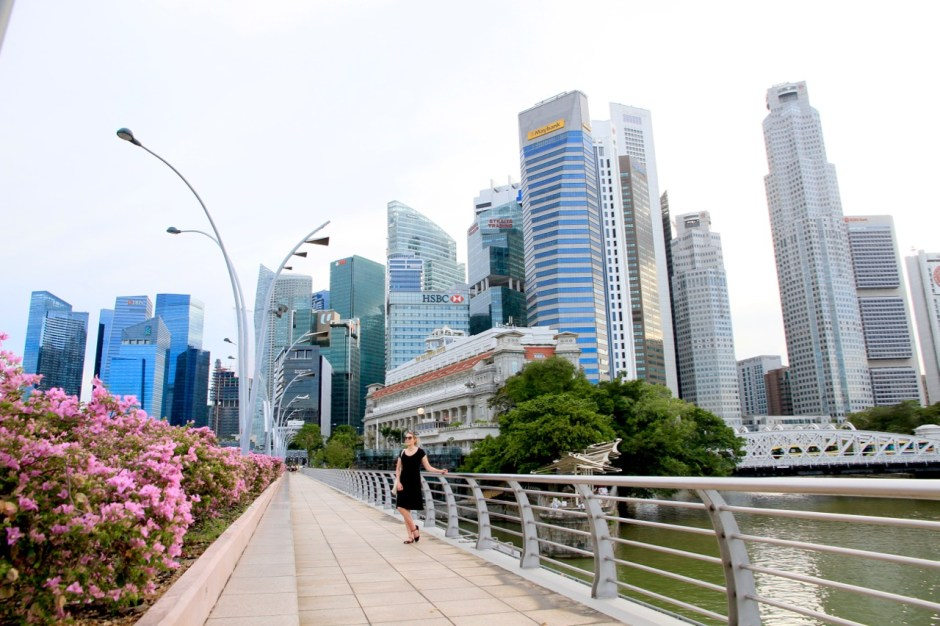 AMOY Hotel Singapore travel blog review