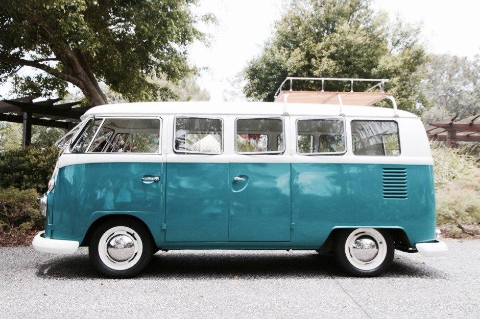 travel diary Noosa old skool kombi noosa