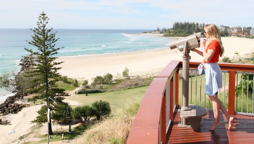 Great spots to photograph on the Gold Coast