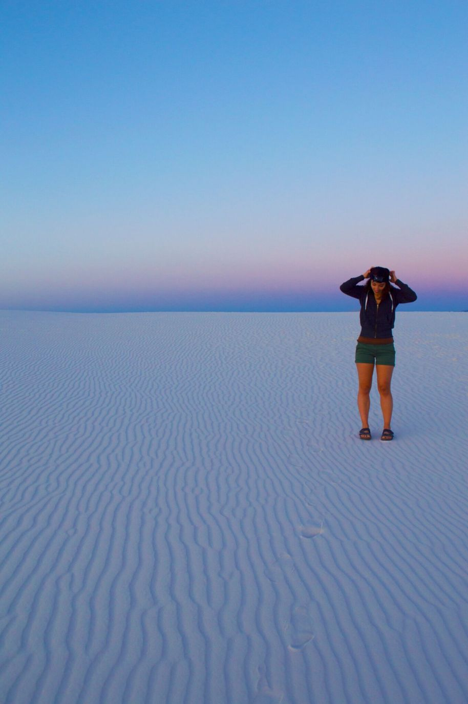 Paloma Lowe, Anxious Traveler