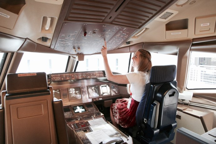 Behind the scenes of Singapore Airlines...