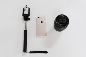 Here's what's in my camera bag...