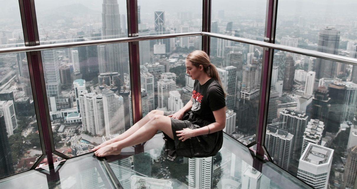 Kuala Lumpur Layover Guide KL Tower Menara