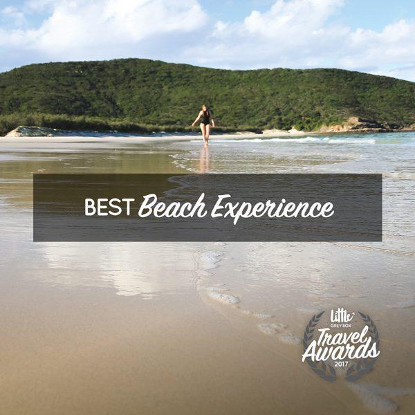 Best Beach Experience