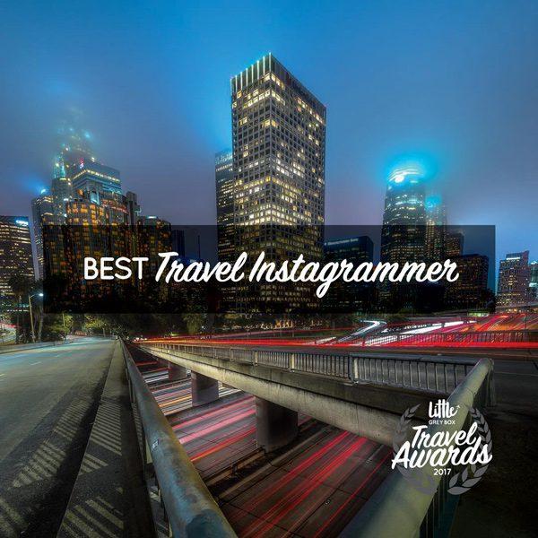 Best Travel Instagrammer