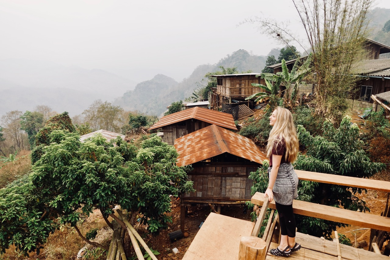 What to pack for a jungle trek or hiking trip in Thailand
