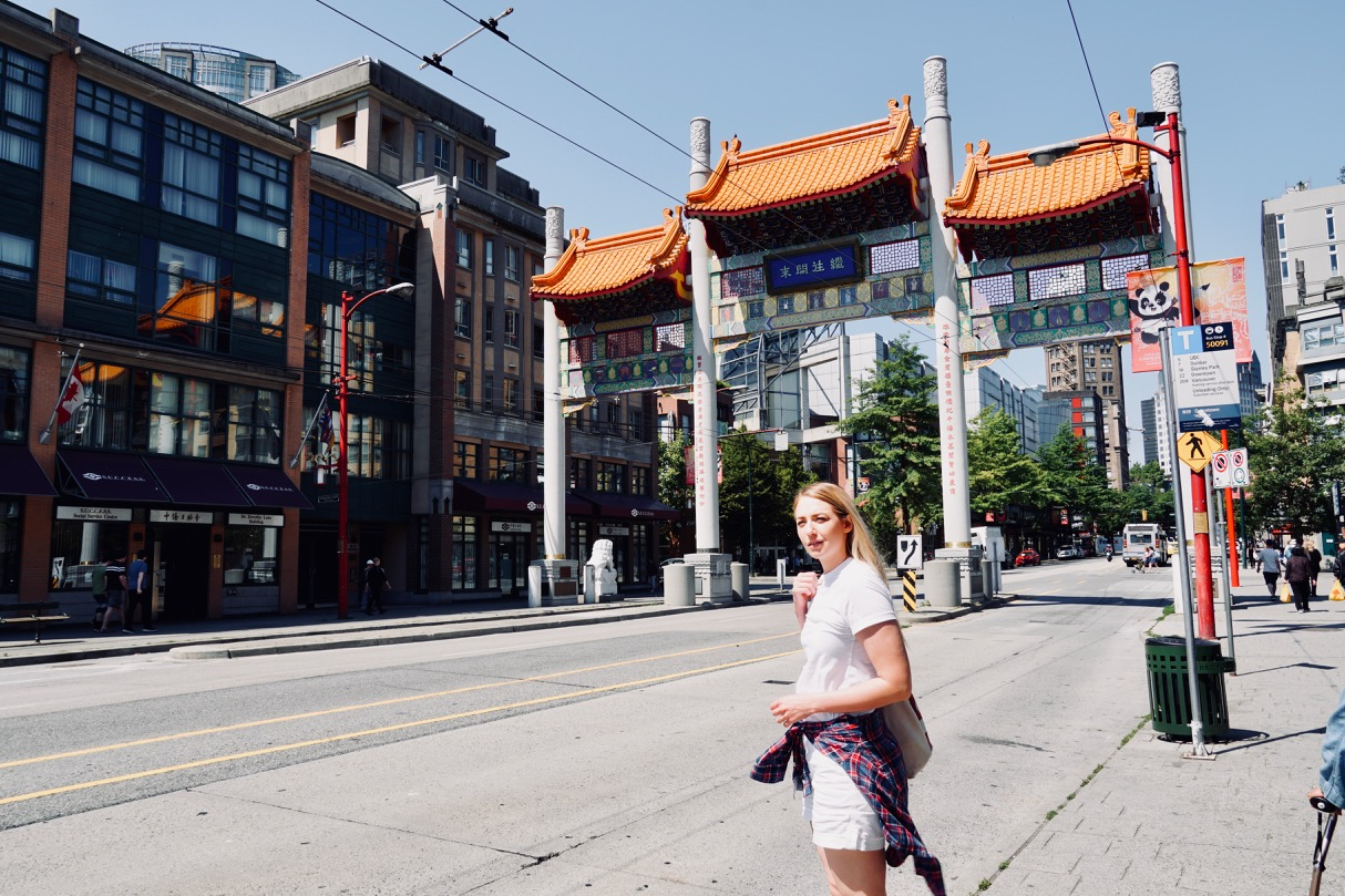 Chinatown, Vancouver ©Little Grey Box