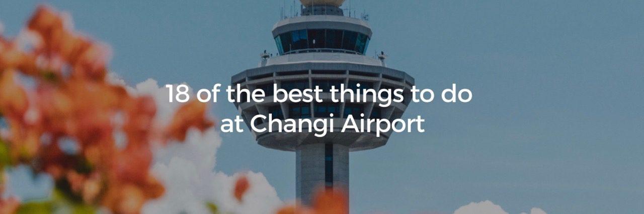 Jewel Changi Guide - 3