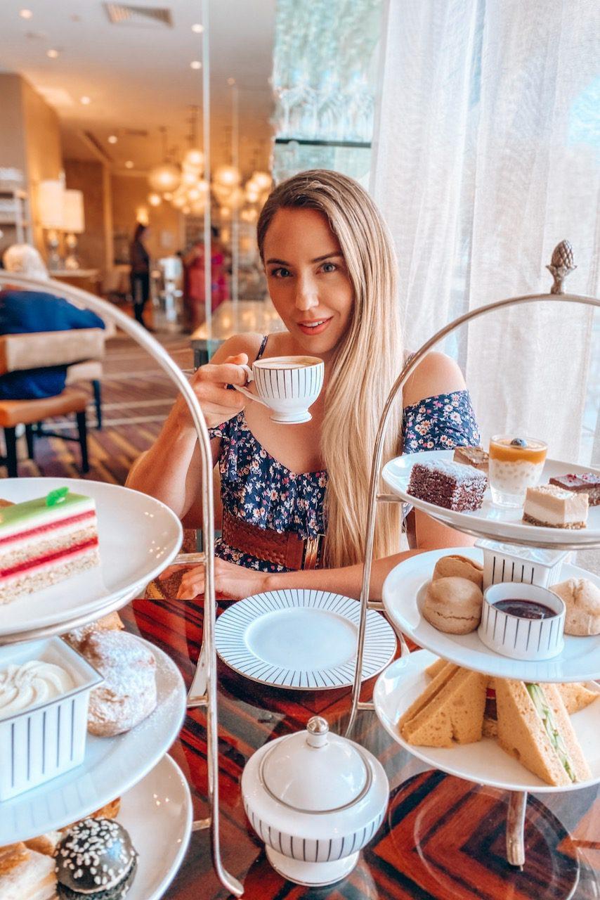 High Tea at Bacchus