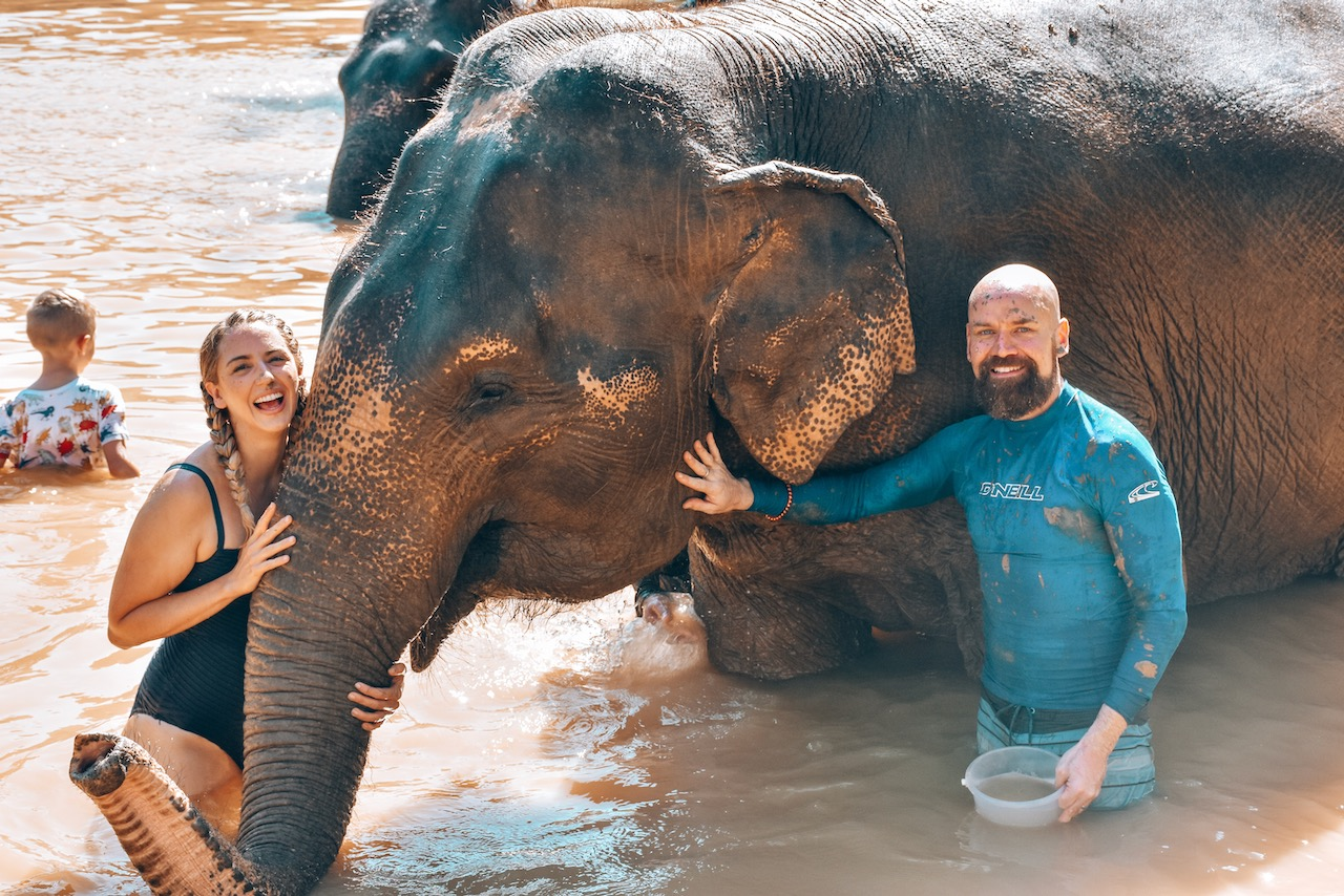 Best things to do in Phuket- Thailand Green Elephant Sanctuary Park - 36
