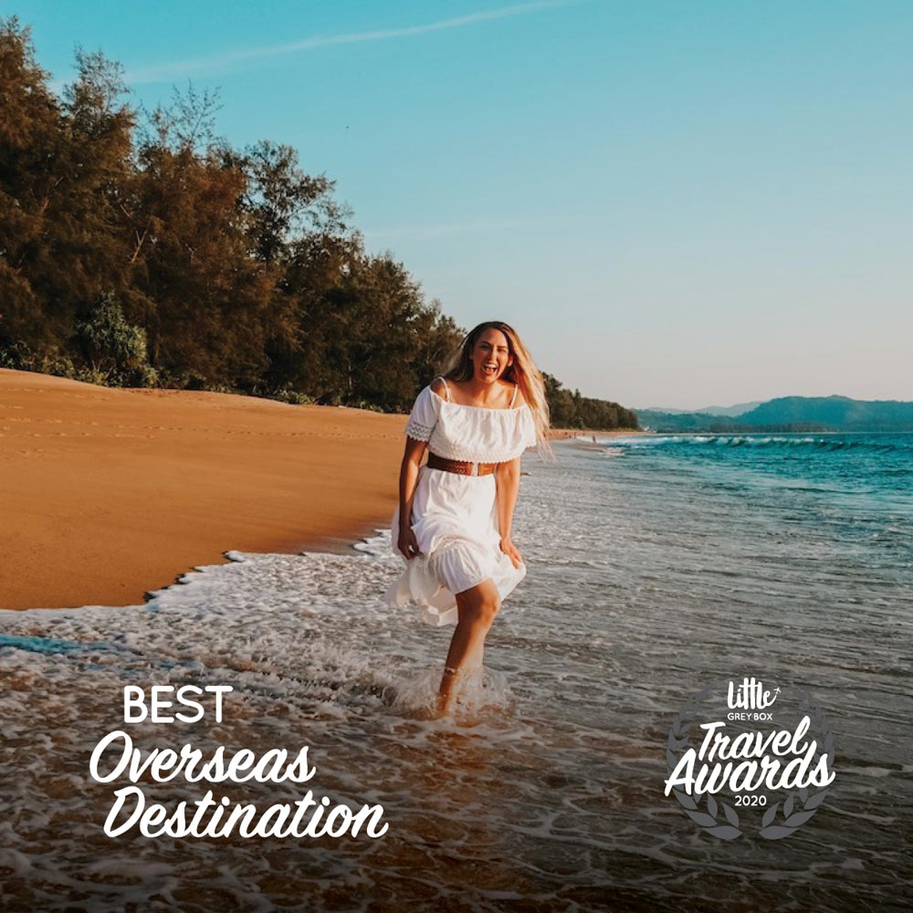 Phuket, Winner Best Overseas Destination 2020