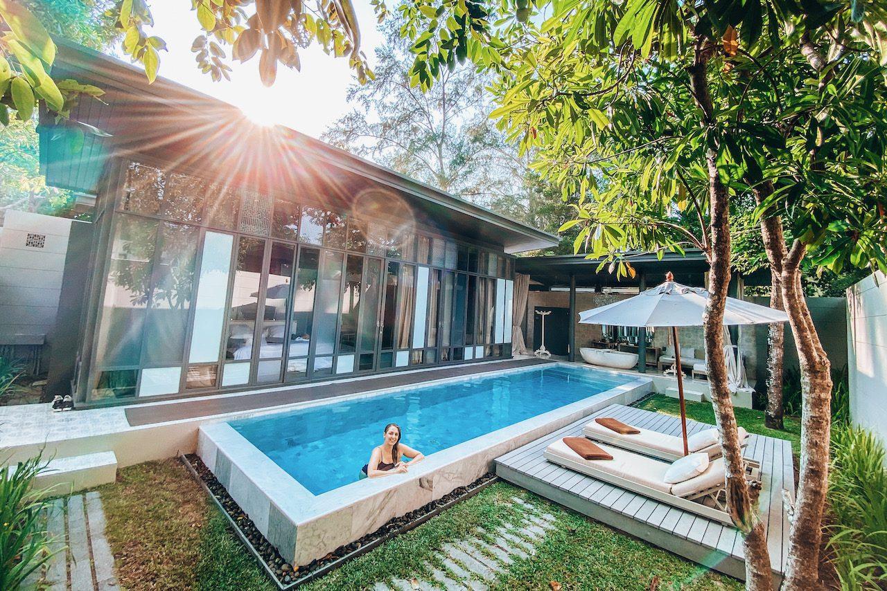 SALA Phuket Mai Khao Beach Resort © Little Grey Box