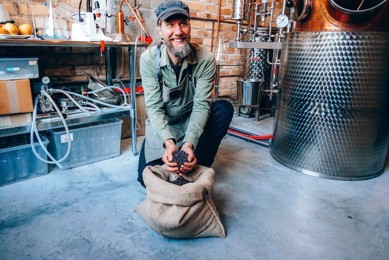 Coromandel Distilling Company © Little Grey Box