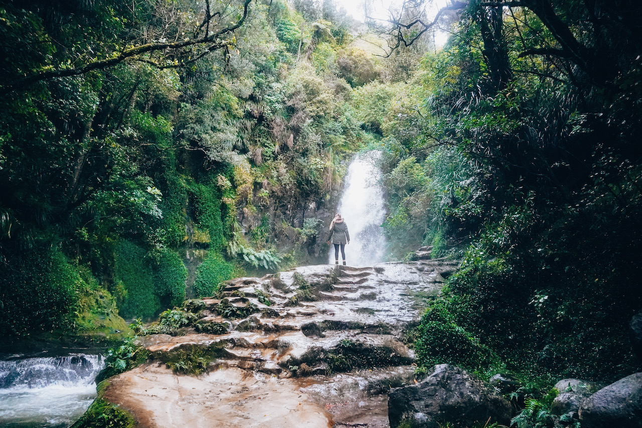 Kaiate Falls © Little Grey Box