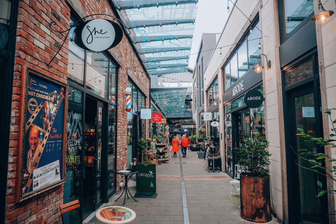 Riverside Market, Christchurch © Little Grey Box