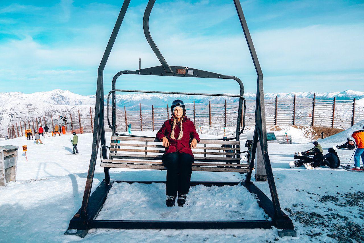 Cardrona Alpine Resort © Little Grey Box