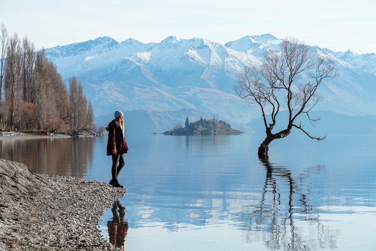 Lake Wanaka © Little Grey Box