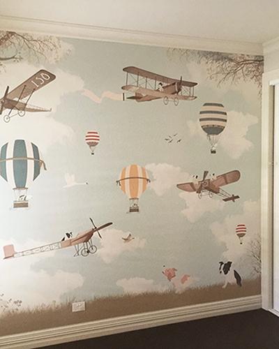 LH – Amelia Earhart III Room