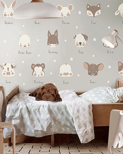 LH – Animals Heads Room