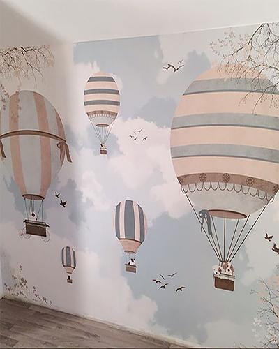LH – Balloon Ride II Room