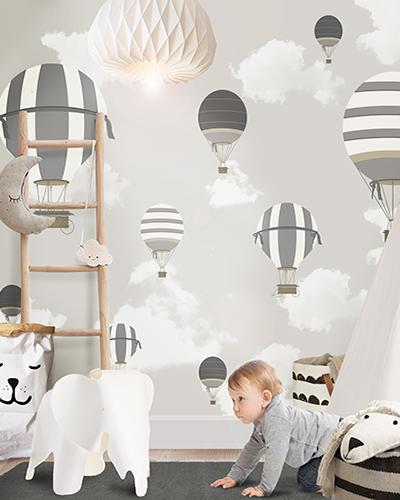 LH – Balloon Ride XV Room