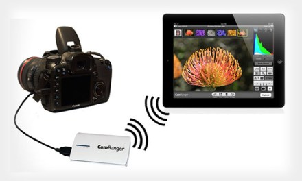 How to Control a DSLR using an iPhone 5S