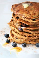 Gluten-Free Blueberry Pancake recipe