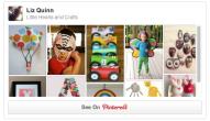 Blog Pinterest Board