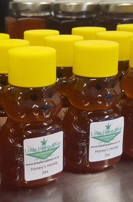 Honey's Honey bears 57gm (2oz)