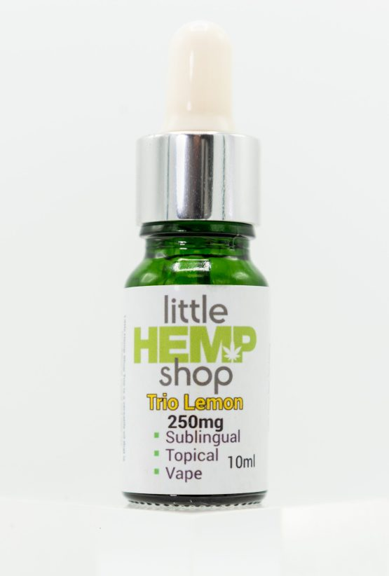 CBD Hemp Trio Lemon