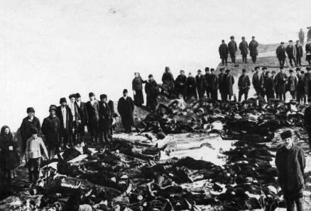 Жертвы Ленского расстрела 1912 года